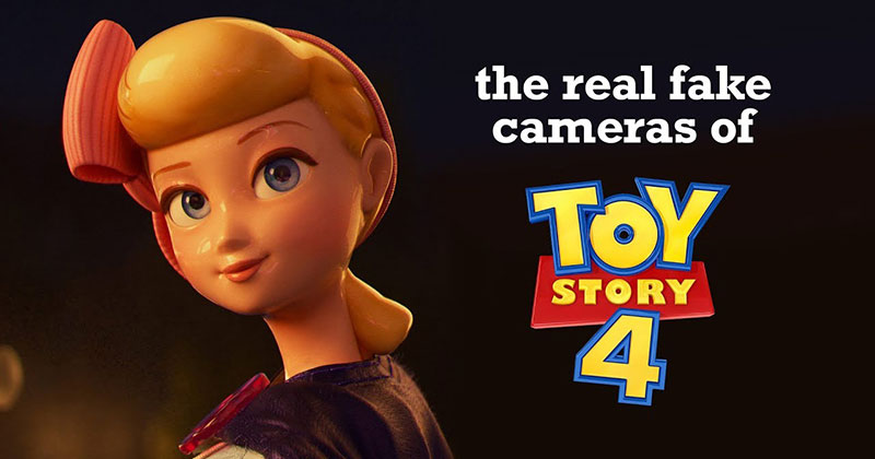 The Real Fake Cameras of Toy Story 4 Shows How Pixar Continues to Evolve – Buythennow